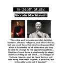 In-Depth Study: Machiavelli