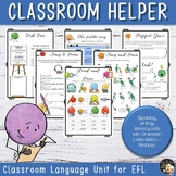 In English Please - EFL Worksheets