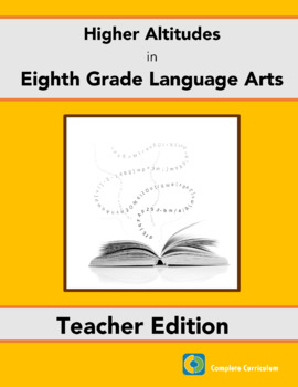 In Flight with Eighth Grade Language Arts - Teacher's Edition