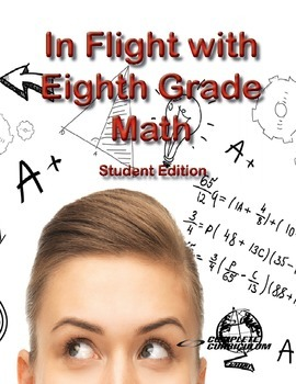 In Flight with Eighth Grade Math - Student Edition