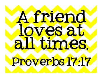 In Friendship With God