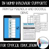 Digital Behavior Supports   Easy Prep Behavior Supports -