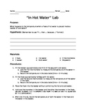 In Hot Water Lab