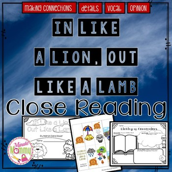 In Like a Lion, Out Like a Lamb Close Read
