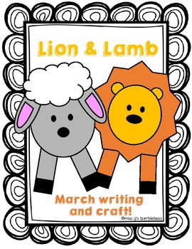 In Like a Lion Out Like a Lamb: March Writing & Craft
