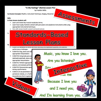Hip Hop in the Music Classroom Lesson Plans