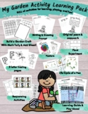 In My Garden Activity Pack For Spring Planting Writing Learning