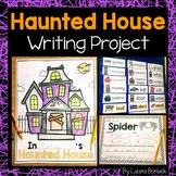 Haunted House Writing Activity