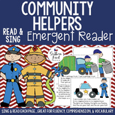 Community Workers Shared Reading Read & Sing Early Reader