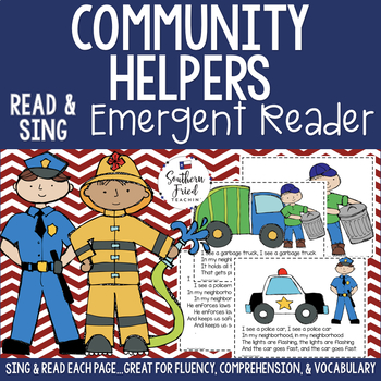 Community Workers Emergent Reader