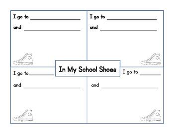 In My School Shoes