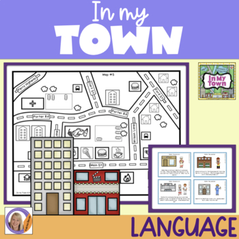 Maps, Community Helpers and Occupations: In My Town