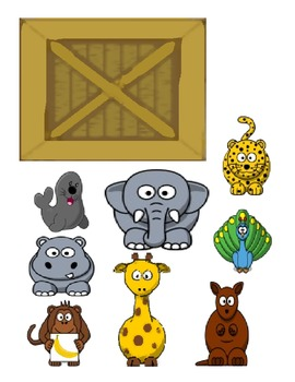 In, On, Under, Around the Zoo: An Interactive Concepts of Language Activity Book