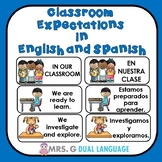 In Our Classroom: Classroom Expectations in English and Spanish