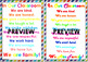 In Our Classroom colourful poster (Freebie)