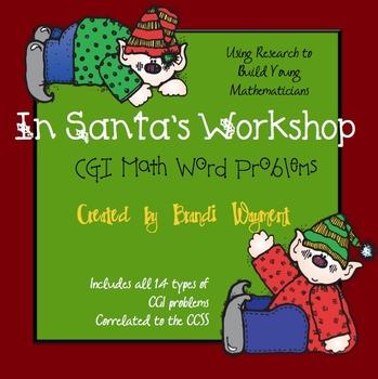 In Santa's Workshop - CGI Math Word Problems