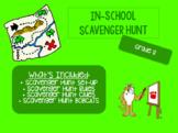 In-School Scavenger Hunt