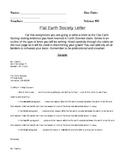 """""""In Search of the Edge"""" Persuasive Essay Project Explanati"""