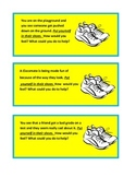 In Someone else's shoes: Empathy Activity