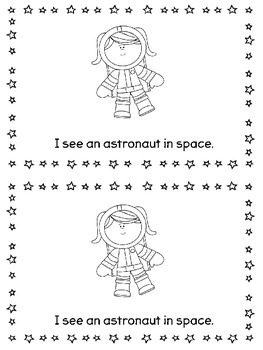In Space-Book