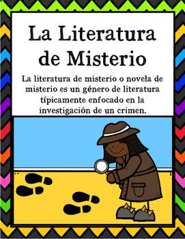 In Spanish Literature Posters {Carteles de Géneros y Subgéneros Literarios}