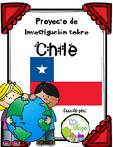 Spanish Speaking Countries: Chile {Research Project in Spanish}