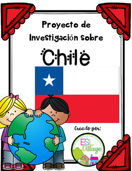 In Spanish | Spanish Speaking Countries: Chile {Research Project}