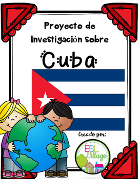 In Spanish  Spanish Speaking Countries: Cuba {Research Project}