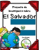Spanish Speaking Countries: El Salvador {Research Project in Spanish}