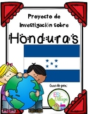 Spanish Speaking Countries: Honduras {Research Project in Spanish)