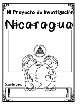 Spanish Speaking Countries: Nicaragua {Research Project in Spanish)