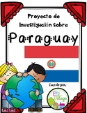 Spanish Speaking Countries: Paraguay {Research Project in Spanish)