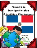 Spanish Speaking Countries: República Dominicana {Research Project in Spanish)