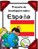 Spanish Speaking Countries: Spain {Research Project in Spanish}