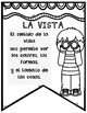 In Spanish | The Five Senses {B&W Posters}