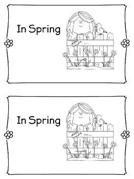 In Spring Book