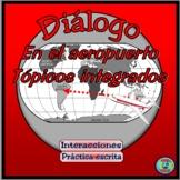 In The Airport Thematic Dialogue - Diálogo Temático Interactivo