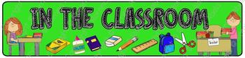 In The Classroom Theme