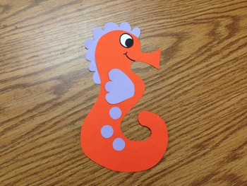 Ocean Animals (A Mini Unit) Crafts and Mini Book!