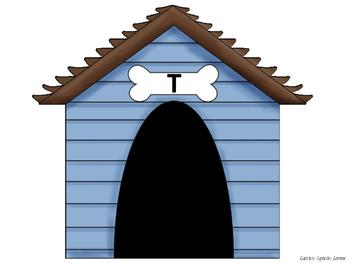 In The Dog House (Alveolar Sounds: T, D, N)