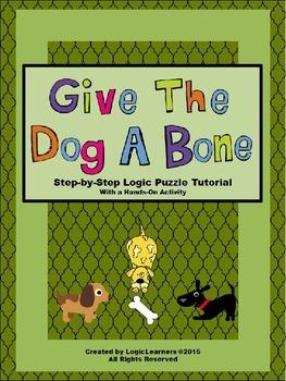 Logic Grid Puzzle Tutorial - Give The Dog A Bone