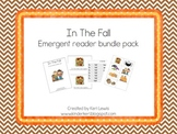 In The Fall emergent reader pack