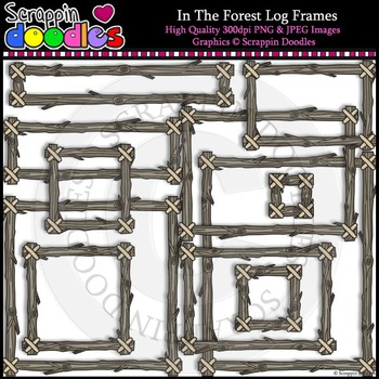 In The Forest Log Frames