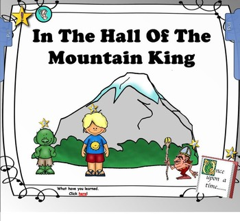 In The Hall Of The Mountain King - Peer Gynt's Adventure (SMNTBK Ed.)