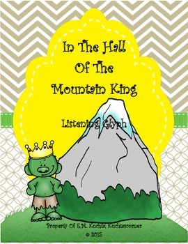 In The Hall of the Mt. King-Listening Glyph (Art Music Les