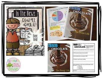 In The News- Chocolate Freebie