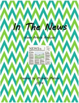 Current Events and Informational Text - In The News