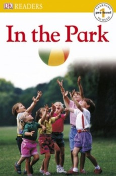 In The Park - Story Visuals [speech therapy and autism]