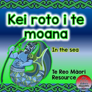 In The Sea: Kei roto i te moana