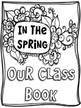 Class Book FREEBIE